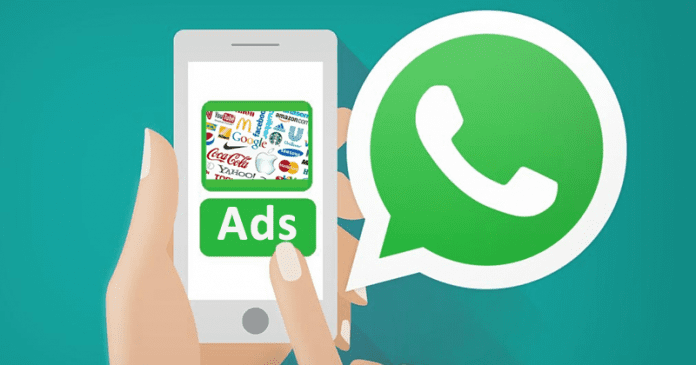 WhatsApp Status To Start Showing Advertisements
