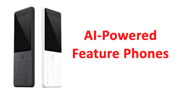 WoW! Xiaomi Just Launched Two AI-Powered Feature Phones