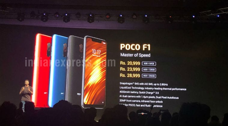 poco f1 - 5 Awesome Features of Xiaomi's New Poco F1