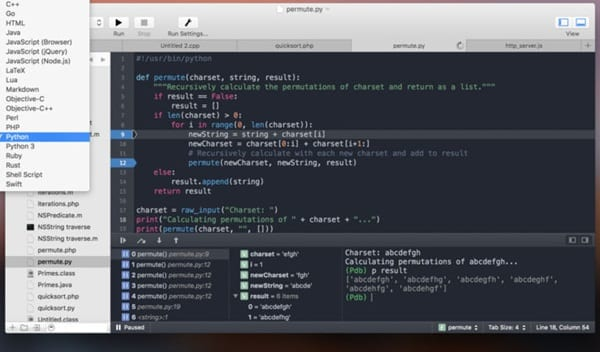 10 Best Text Editors That You can Use in Mac