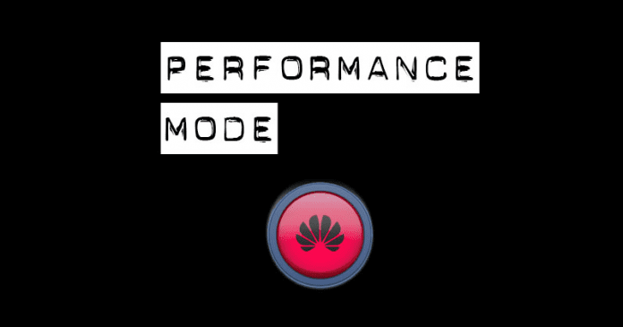 After Getting Caught Cheating Benchmark Scores, Huawei Will Let Users Access 'Performance Mode'