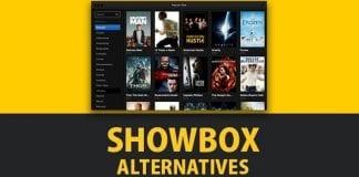 Showbox Alternatives 2018