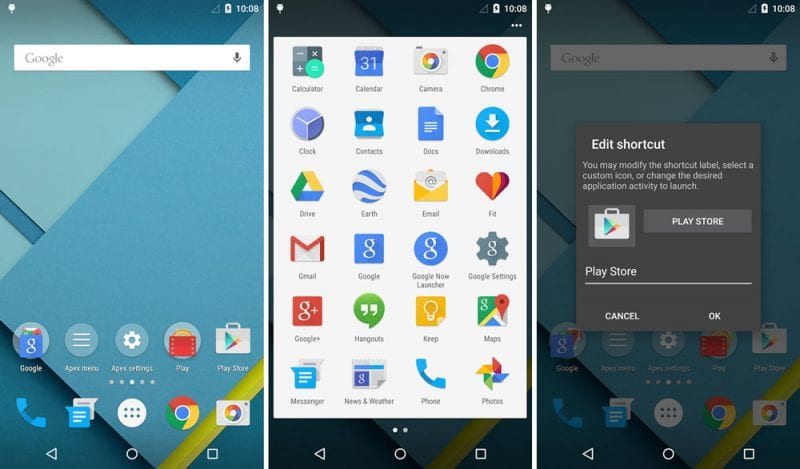 Apex Launcher APK 4.0.7 Latest Version Free Download For Android 2019