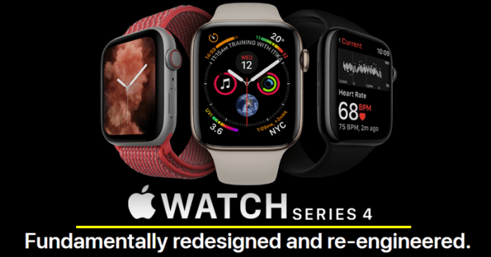 Apple Watch Series 4 Launched With Bigger Display And A Feature Never-Seen Before