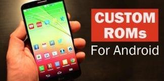 Custom ROM Lenovo A6000: 8 Best Custom ROMs For The Phone (2019)