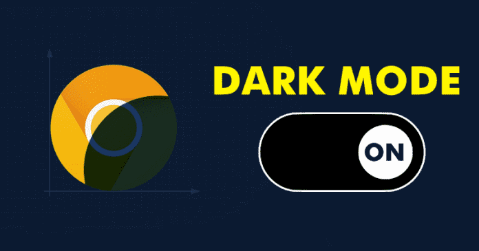 Google Is Bringing 'Dark Mode' To Chrome