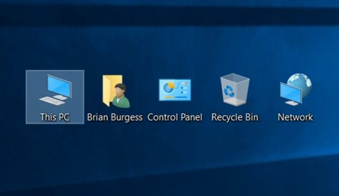 How to Change the Arrows on Shortcut Icon on Windows 10