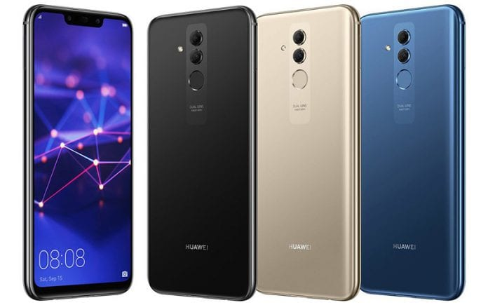 Huawei Maimang 7 - Huawei Maimang 7 With 4 Camera Launched - Check Out The Specifications!
