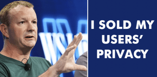 WhatsApp Co-founder: I Sold My Users' Privacy & Helped Facebook Betray Users