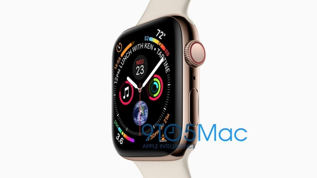 IMG 2 1024x576 - OMG! iPhone XS And Apple Watch Series 4 Revealed In Accidental Leak