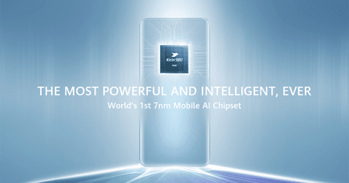 Kirin 980 - Meet The World's First 5G-Ready 7nm Mobile Chipset