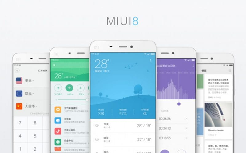 MIUI 8 for Lenovo A6000 - Custom ROM Lenovo A6000: 8 Best Custom ROMs For The Phone (2019)
