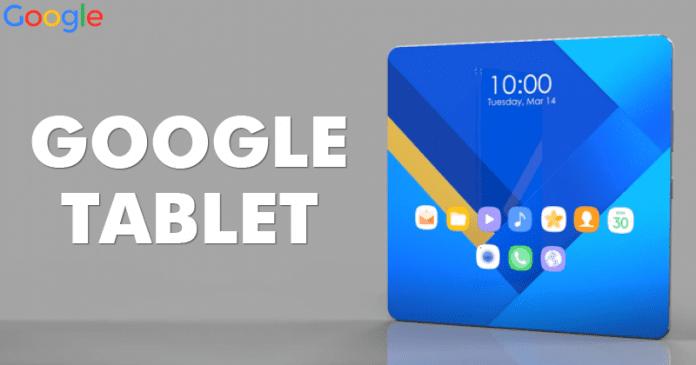 Meet Google's First Chrome OS Tablet