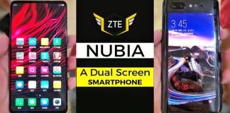 Meet Nubia's Dual Screen Smartphone