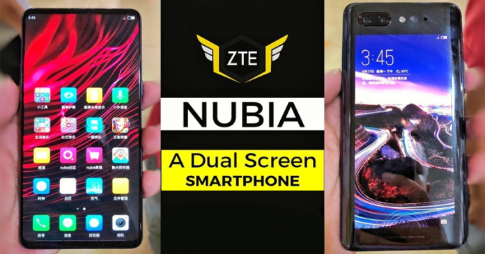 Meet Nubia's Dual Screen Smartphone