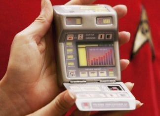Meet The Real Star-Trek Inspired Handheld Device