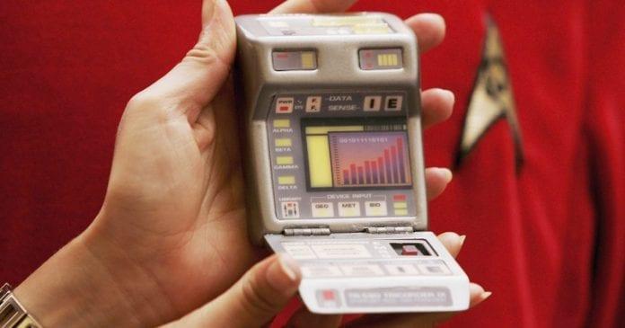 Meet The Real Star-Trek Inspired Handheld Device