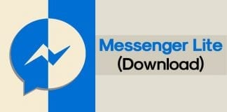 Messenger Lite Apk Latest Version Free Download For Android