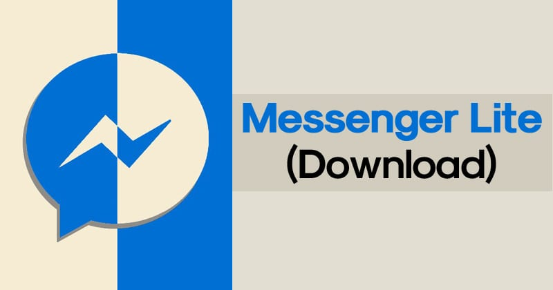 messenger lite apk free download