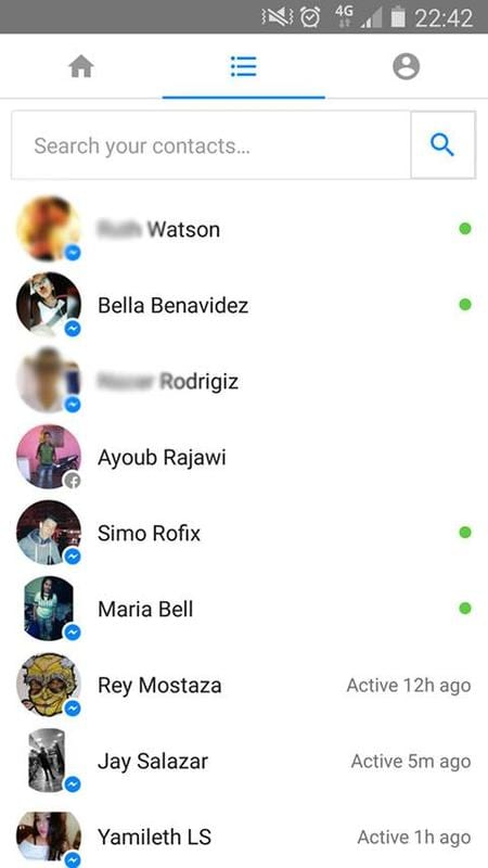 Messenger Lite Apk 5 - Messenger Lite APK Latest Version Free Download For Android