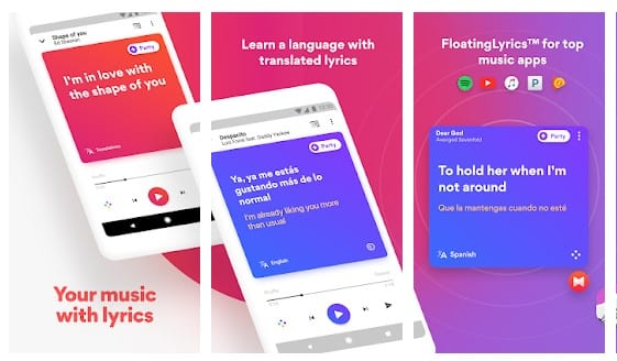 Musixmatch – Lyrics & Music
