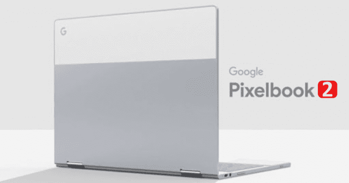 New Google PixelBook 2 Leaks Shows Revolutionary Design