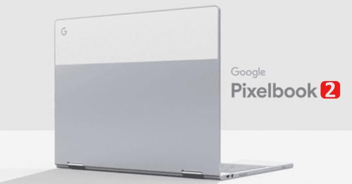 New Google PixelBook 2 Leaks Shows Revolutionary Design