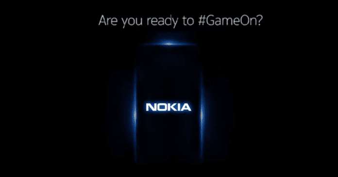 Nokia Teases Its Own Gaming Smartphone