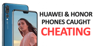 OMG! Huawei And Honor Phones Caught Cheating Benchmark Tests