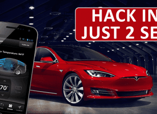 OMG! Tesla Model S Can Be Hacked In Seconds