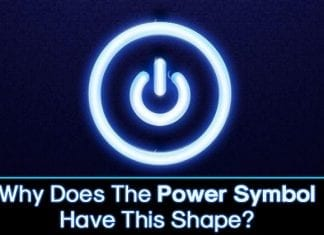 Ever Wondered Why Does The Power Symbol Have This Shape?