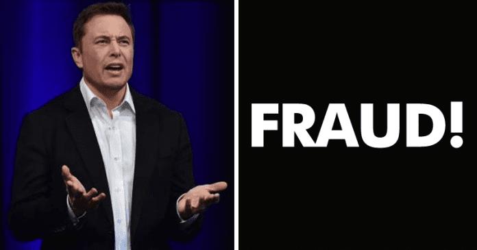 Tesla CEO Elon Musk Charged For FRAUD!