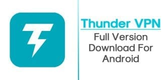 Thunder VPN Pro APK v2.4.11 Latest Version Free Download 2018