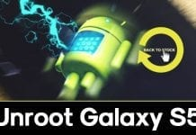How To Unroot Samsung Galaxy S5 [Unroot Guide] 2019