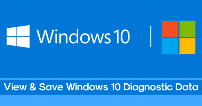How to View & Save Windows 10 Diagnostic Data