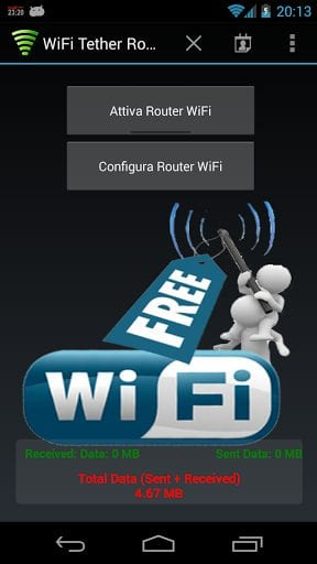 WiFi Tether Router APK Latest Version Full Version Free Download 2019