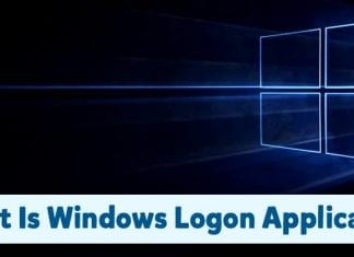 What Is Windows Logon Application (winlogon.exe) Doing On My Computer?