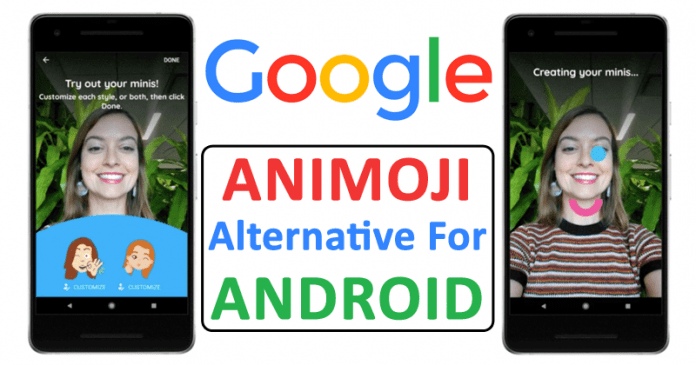 WoW! Google Offers Animoji Alternative For Android