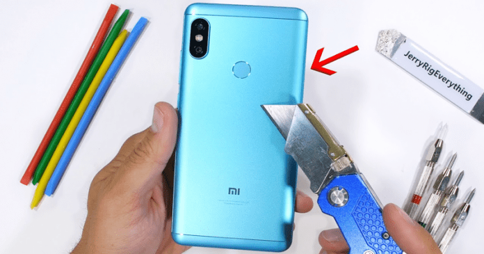 Xiaomi Redmi Note 5 Pro Durability Test: Its Robustness Will Surprise You