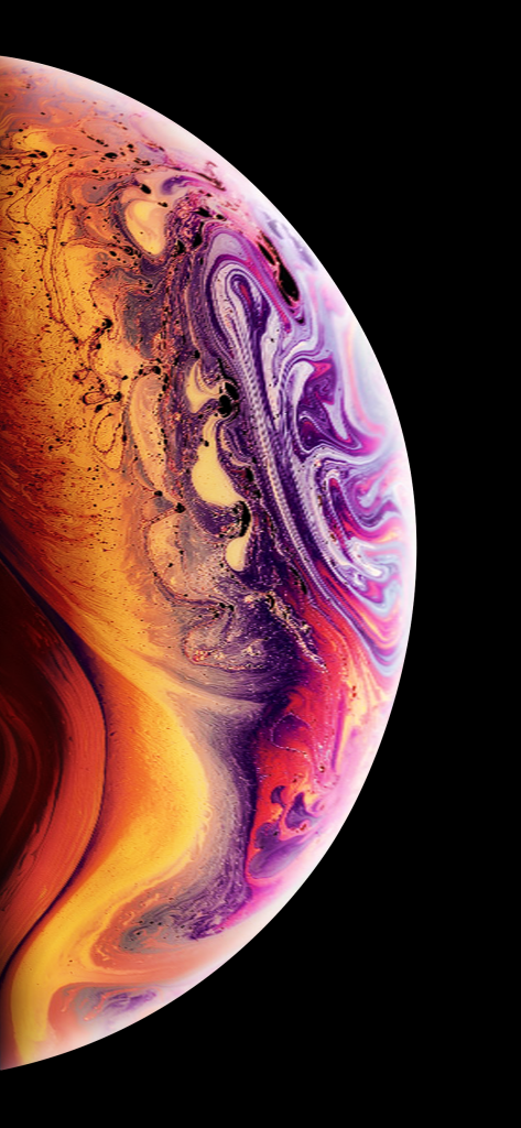 iphonexs wallpaper 473x1024 - iPhone XS, iPhone XS Max & iPhone XR HD Wallpapers [Download Now]