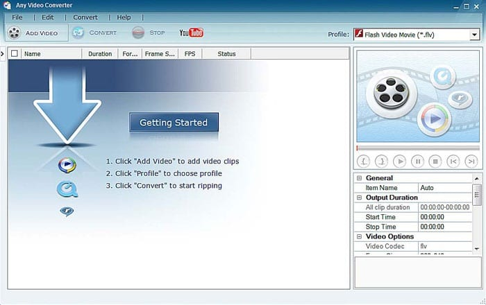 Any Video Converter (AVC)