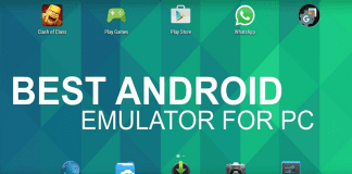 Best Android Emulators 2018