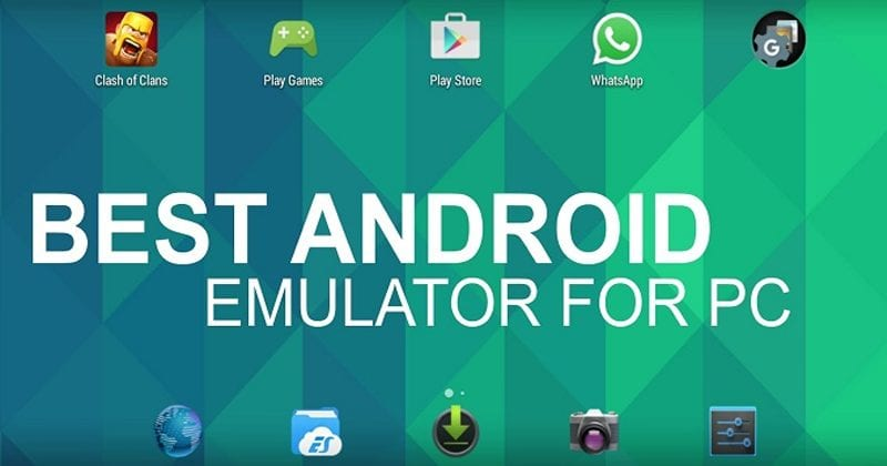 top android emulator for pc