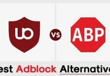 Top 5 Best Adblock Alternatives Which You Can Use Today