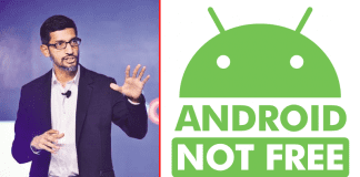 Google: Android Is No Longer Free