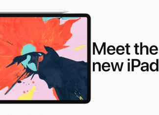 Apple Launched The All-New iPad Pro With iPhone X Like Features