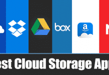 10 Best Cloud Storage Apps For Android and iOS