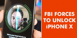 FBI Forces Suspect To Unlock iPhone X With Face ID