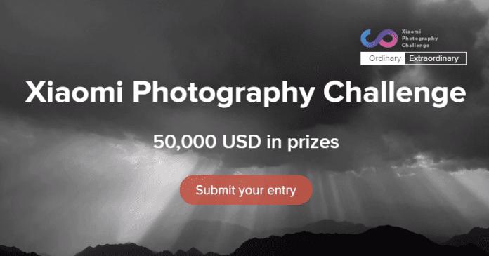 Got A Xiaomi Phone? Take Some Photos To Win $10,000