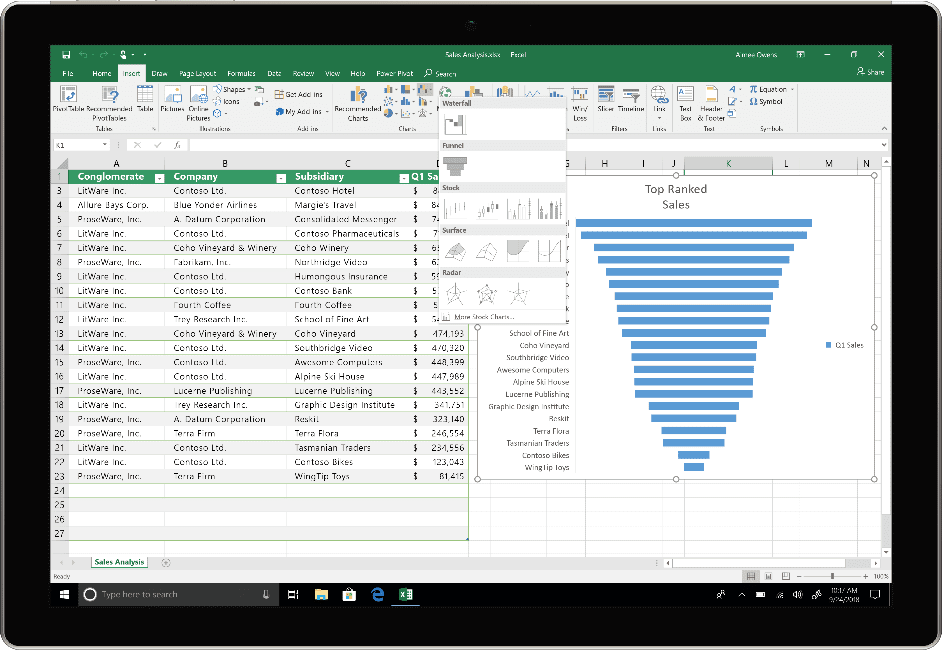IMG 1 1 - Microsoft Just Released Office 2019 For Windows And Mac